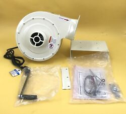 Shop Fox W1844 Wall Dust Collector Replacement Motor Portion Only No3964