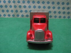 Estremely Rare Tootsietoy - Mack Truck Tilt Trailers - Chicago Usa 1950and039