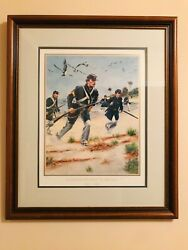Don Troiani United States Marines Signed And Numbered  Very Hard To Find Print