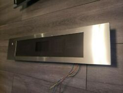 Genuine Jenn-air Double Oven 30 Touch Panel W/ Display W10344135 W10303854