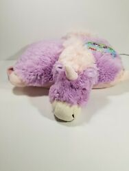 New With Tag Pillow Pets Peewees Magical Unicorn 11 Inch Pillow.