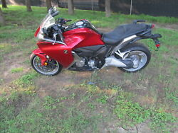 2010 Honda Other Honda Vfr 1200f Motorcycle New Tires And Recent Service