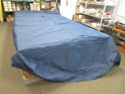 Fisher Freedom 221 Deluxe Pontoon Cover 30957-00 Navy Blue 2006 - 2007 Boat