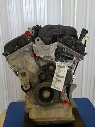 2015 Jeep Cherokee 3.2 Engine Motor Assembly Unknown Mileage Awl No Core Charge