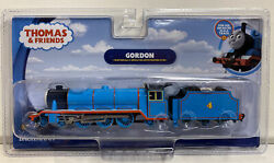 Bachmann Ho Scale Thomas And Friends Gordon Engine W/ Moving Eyes And Tender 58744
