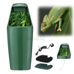 Automatic Drinking Water Fountain For Reptile Lizard Chameleon Feeding