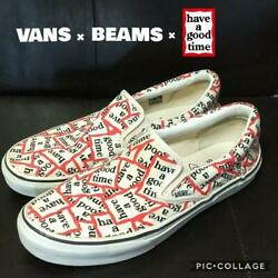 Men 9.5us Sold Beams Have Good Time Slippon Free Shipping No.7693