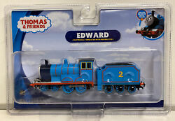 Bachmann Ho Scale Thomas And Friends Edward Engine W/ Moving Eyes And Tender 58746
