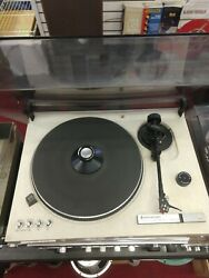 Kenwood Kd-500 Direct Drive Turntable Excellent Condition