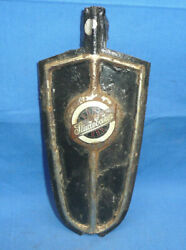 Vintage 1932 Studebaker Radiator Emblem Within A Larger Feature Ct27