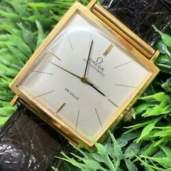 Omega K18 Devil Automatic Winding From Japan Fedex No.4865