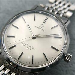 Omega Seamaster Devil Name Ss Hand-wound Ka 174 From Japan Fedex No.5106