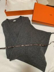 Hermes 2019 Sold Out In Japan H-pattern Cardigan From Japan No.7024