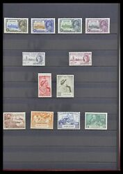 Lot 33907 Stamp Collection British Commonwealth 1935-1978.