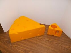 Foamation Original Green Bay Packers Wisconsin Foam Cheese Head Hat And Can Koozie