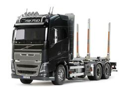 Tamiya 56360 Tractor Semi Truck Volvo Fh16 Globetrotter 750 Timber Assembly Kit
