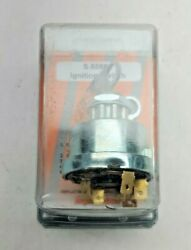 Ignition Key Switch Ford Tractor 340b 3430 345 345c 345d 3500 3550 3600 3610