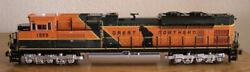 Lionel Legacy Great Northern Bnsf Heritage Sd70ace Diesel Engine 6-38744 O Scale