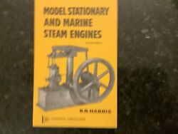Model Stationary And Marine Steam Engines By K.n.harris