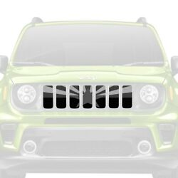 For Jeep Renegade 15-18 Main Grille 1-pc Tactical Arizona State Flag Style