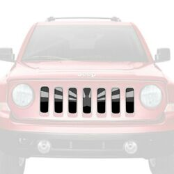 For Jeep Patriot 07-17 Main Grille 1-pc Tactical Arizona State Flag Style