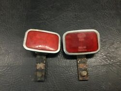 Aircooled Type 1 Rear Reflector Set 70 Only 7