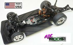 Aero Downforce Kit Ground Effects Underbody For Losi 22s '69 Camaro Rc Drag Car