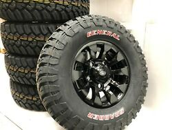 General Grabber X3 265/75r16 + 16 Saw Tooth Style Rims To Fit Lr Defender X 5