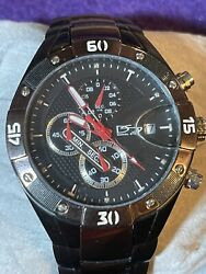 Rear Danial Stieger Watch Copper And Black Band Rare Hard To Fine
