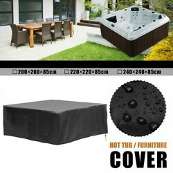 Protective Dust Spa Cover Guard Polyethylene Accessory Waterproof Brand New