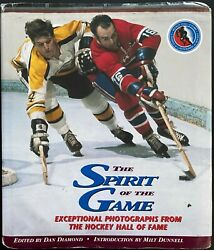 1995 Vintage Very Rare Signed Spirit Of Hockey Book Autographed X150+ Nhl Hofers