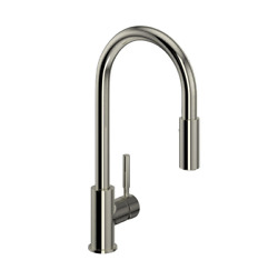 Rohl R7520pn Lux Pull-down Kitchen Faucet - Polished Nickel
