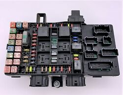 Oem 04-08 Ford F-150 Interior Fuse Box Relay Junction Block Panel Power Module