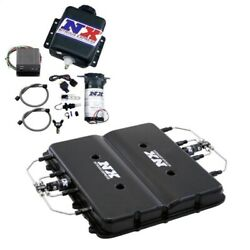 Nitrous Express Water Injection System W/billet Lt4 Supercharger Lid