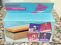 Lane Hope Chest W/ Totsy Doll Clothing Outfits For Barbie And 11-1/2 Dolls