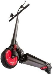 Ecoreco Electric Scooter M5 20mph Top Speed Esm50104s - Black/red