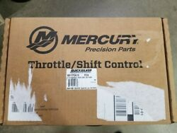 New Mercury Oem Side Mount Remote Control Box 881170a15 Stackable 4000 Smc