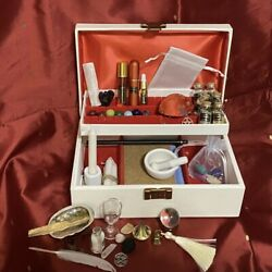 Witch's Altar Shabby Chic Chest Kit Beginners Starter Set Tools Supplies Wicca