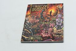 Exalted Books Of Sorcery 5 Roll Of Glorious Divinity Ii By White Wolf Vhtf Rare