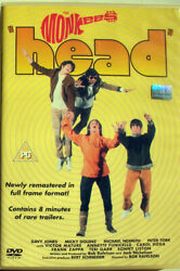 The Monkees - Head - Bob Rafelson - Dvd New Made In Argentina