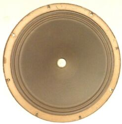 Vintage Grunow 631 Console Working 10 And 1/2 Field Coil Speaker - 1132 Ohms