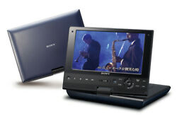 Sony Bdp-sx910 Portable Dvd Player With Screen 9 F/s From Japan Fedex/dhl New