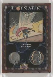 2020 Upper Deck Marvel Ages Comic Clippings Coinage 9/15 Thor 166 Th-166 0he