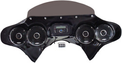 Hoppe Industries 5566 Fairing With Stereo Receiver Hdf5566rkchrhc