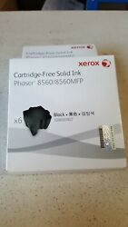 10x Genuine Xerox 8560/8560mfp Solid Ink 108r00907/903/904/905 Brand New See Pic