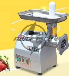 Commercial Stainless Steel 220v Watt Electric Meat Grinder 220kg/h 1.1kw Yq-22a