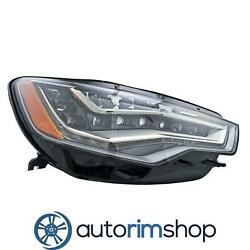 Right Passenger Side Headlight Lens And Housing For 2012-2015 Audi A6 Au2503172