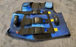 Incourage Airway Clearance System Respirtech Equiptment And Carrier Case/ Wheels