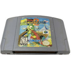 Chameleon Twist 2 N64 Nintendo 64 Authentic amp; Tested Works Great RARE