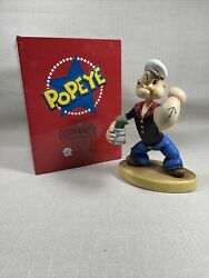 Popeye The Sailor Man I Yam What I Yam Figurine Connoisseur Retired New Figure